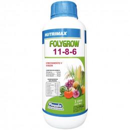 Nutrimax Foligrow 11-8-6 1L...