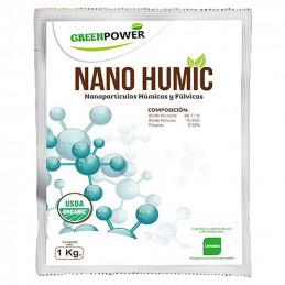 Nano Humic 500gr, Acido...