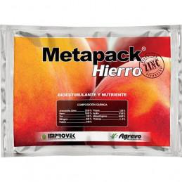 Metapack Hierro Zinc 200gr,...